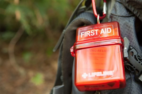 what to have in a first aid kit