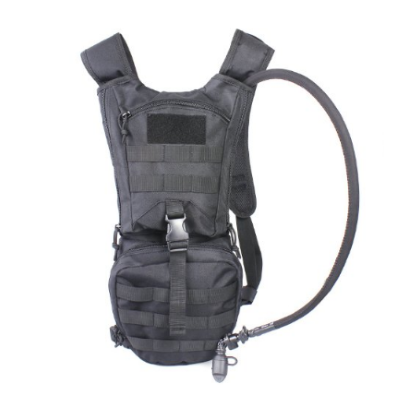 4. Tactical Hydration Pack