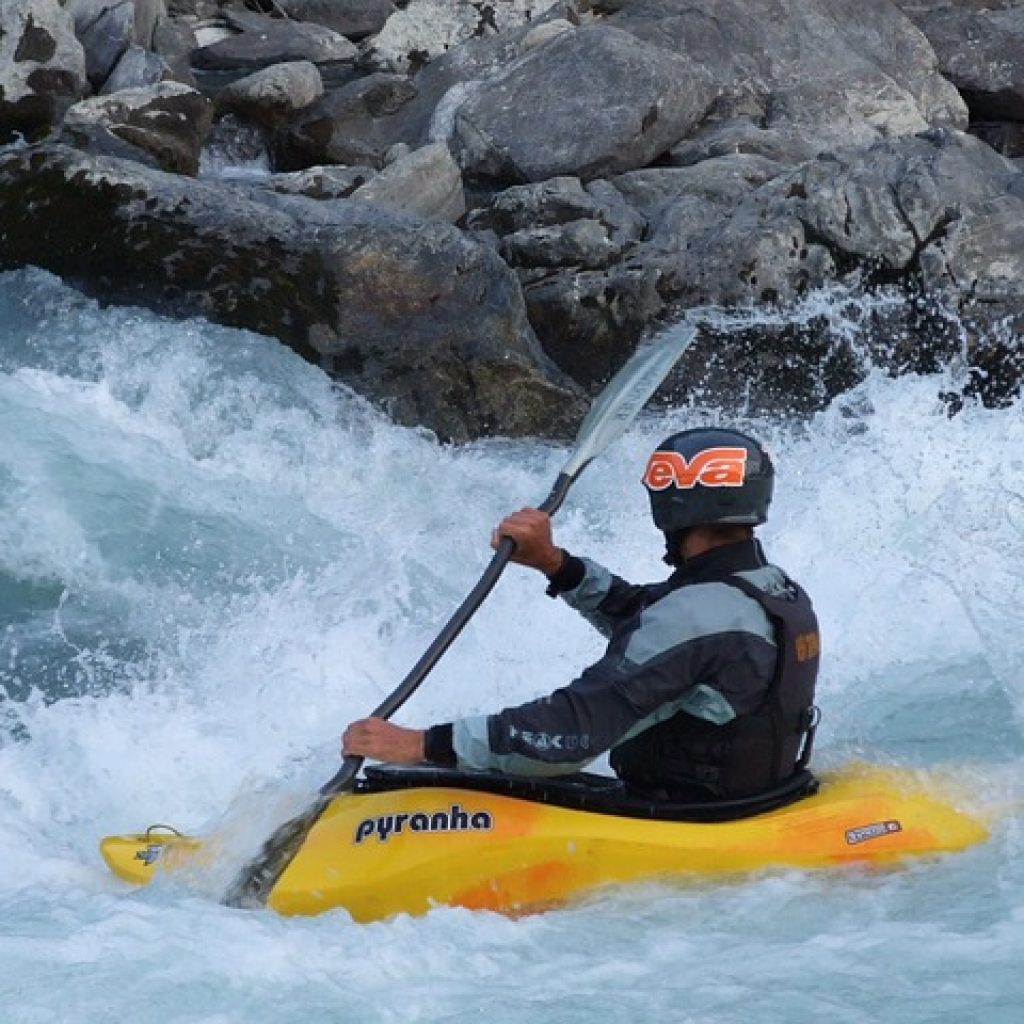 Qualities To Look For In A Rafting Kayak