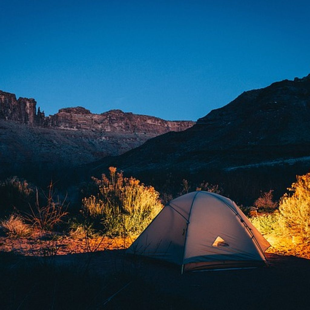 Tips For Camping in Rough Conditions