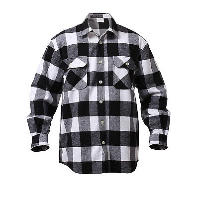 4. Rothco Heavy Weight Plaid