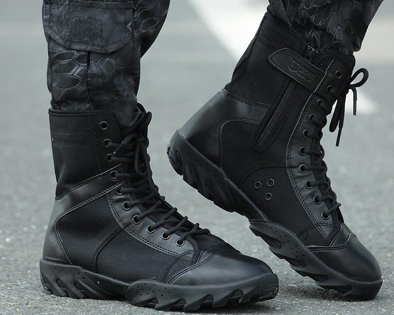15 Best Tactical Boots Reviewed & Rated in 2018 | TheGearHunt