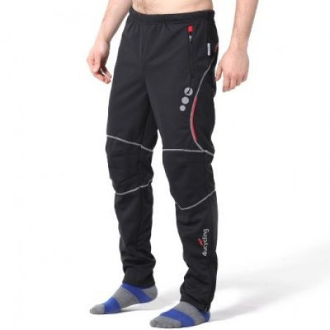7. 4ucycling Windproof Athletic Pants