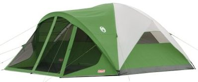 1. Coleman Evanston  sc 1 st  TheGearHunt & 10 Best Cabin Tents Reviewed u0026 Rated in 2018 | TheGearHunt