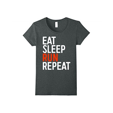 20. Eat Sleep Run Repeat Shirt