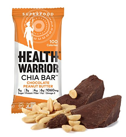 2. Health Warrior Chia Bars
