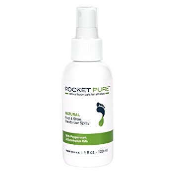 12. Rocket Pure Natural Deodorizer