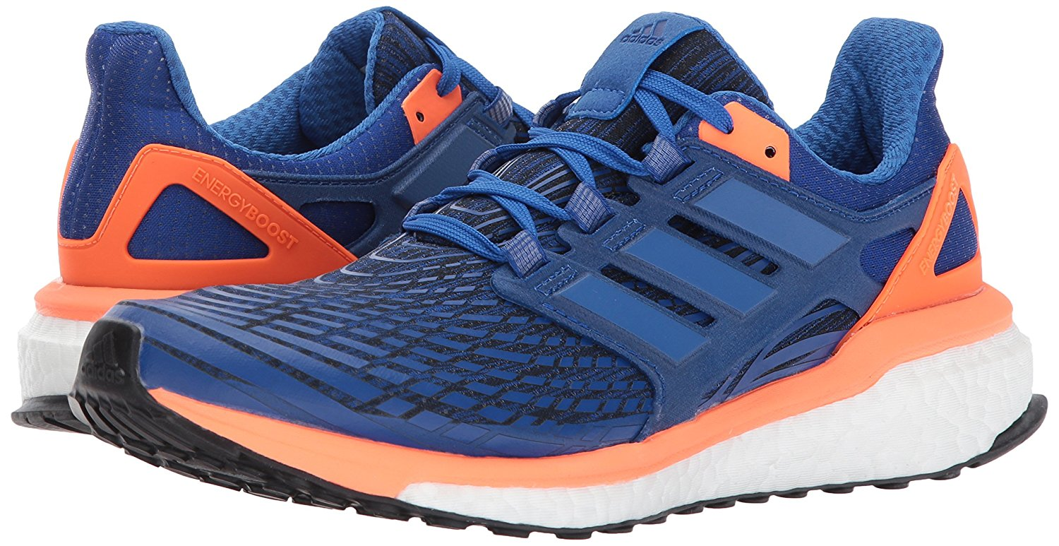 new concept 185cf 821eb Pair of the Adidas Energy Boost running shoe