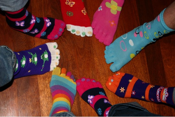 An in depth review of the best toe socks in 2018