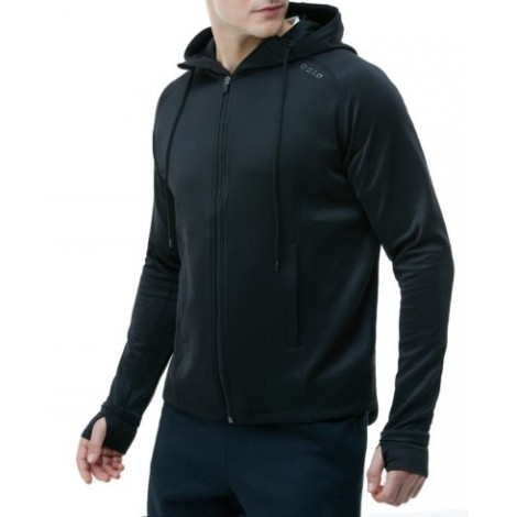 9. Tesla Performance Long Sleeve Full-zip