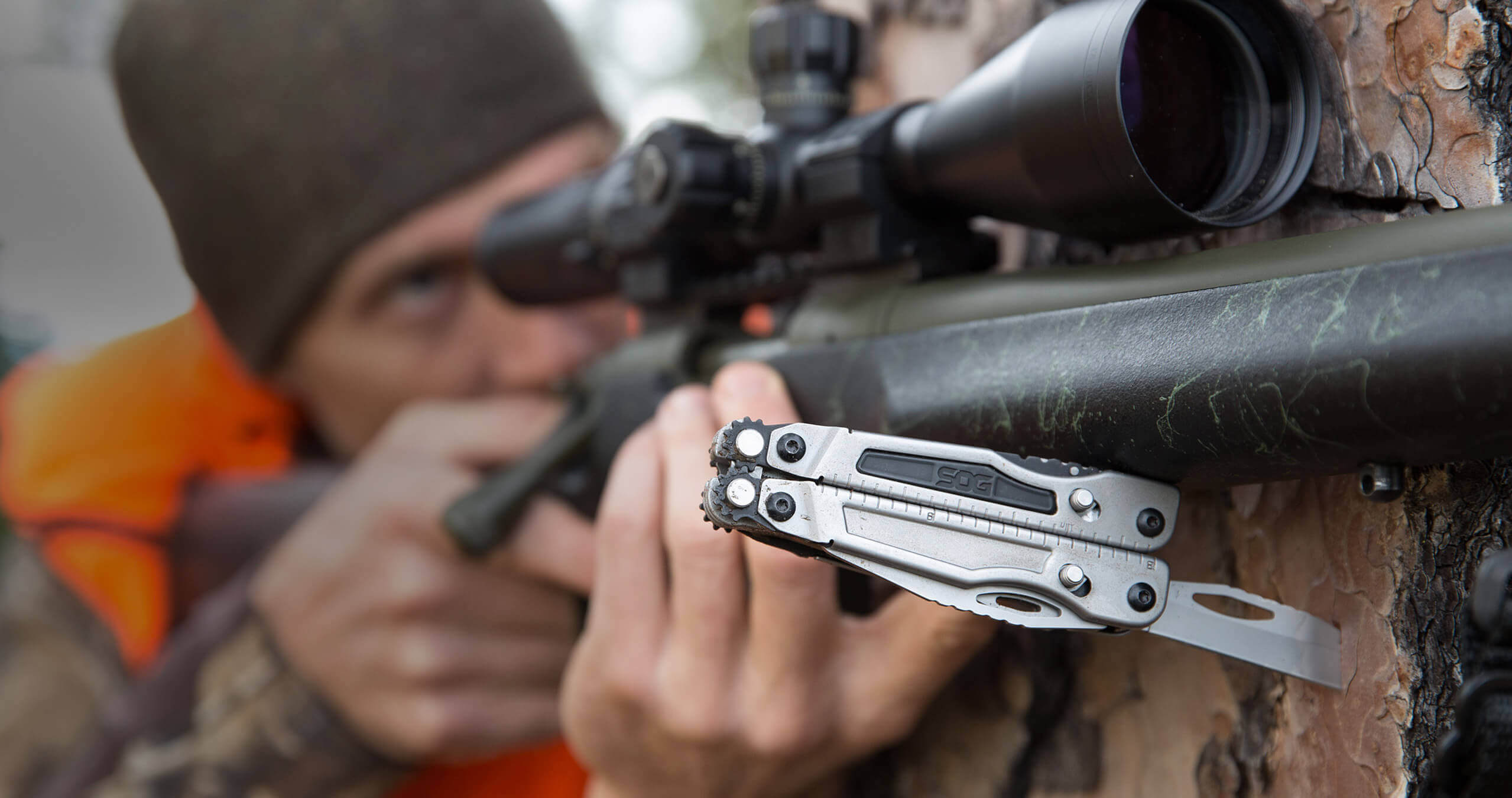 how to sight in a rifle scope 4