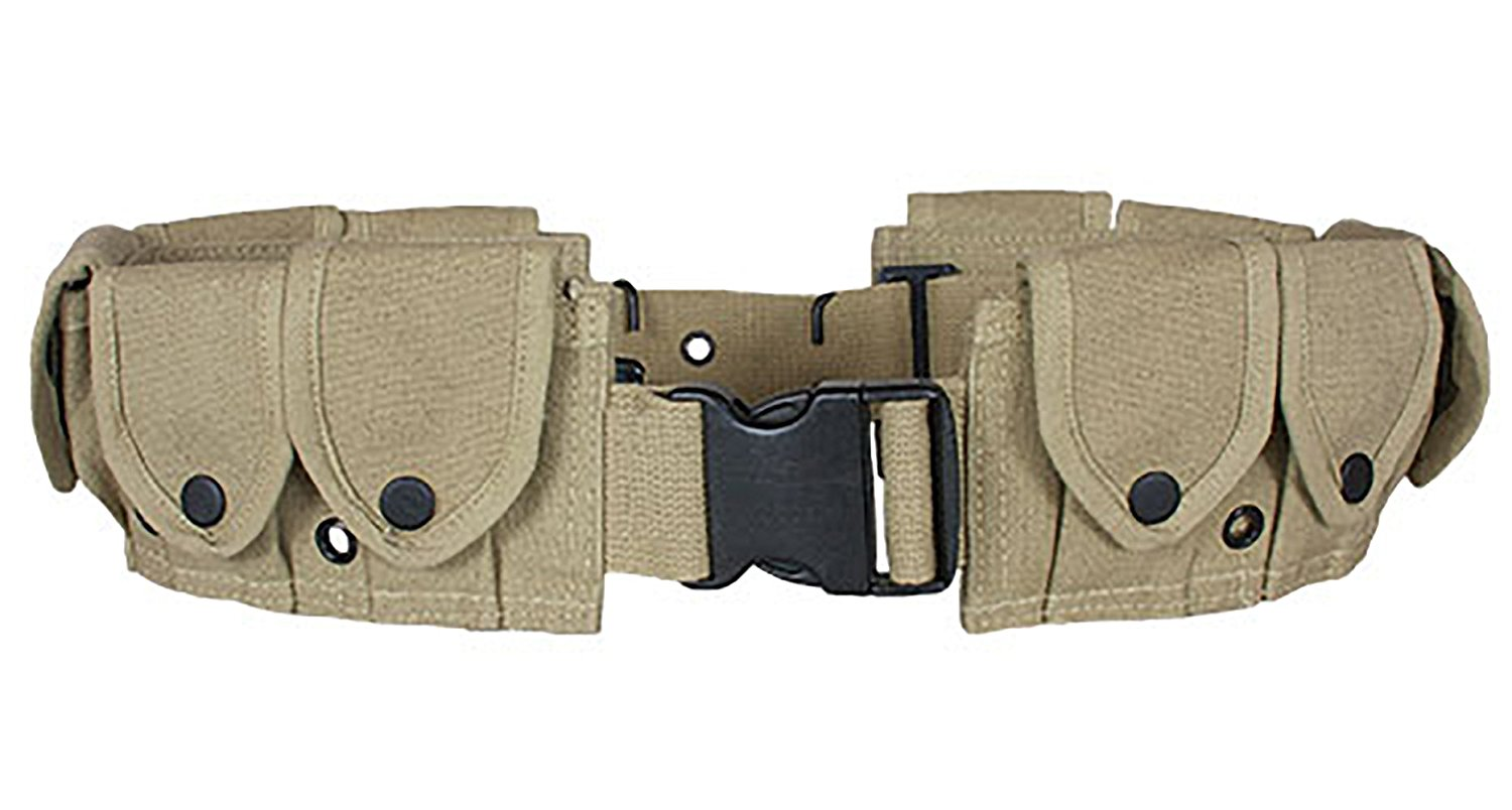 5. Fox Outdoor Products Military Belt
