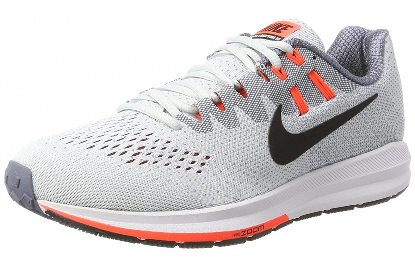 The Nike Air Zoom Structure 20 running shoe ...