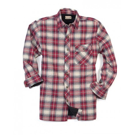 9. Backpacker Flannel Lined