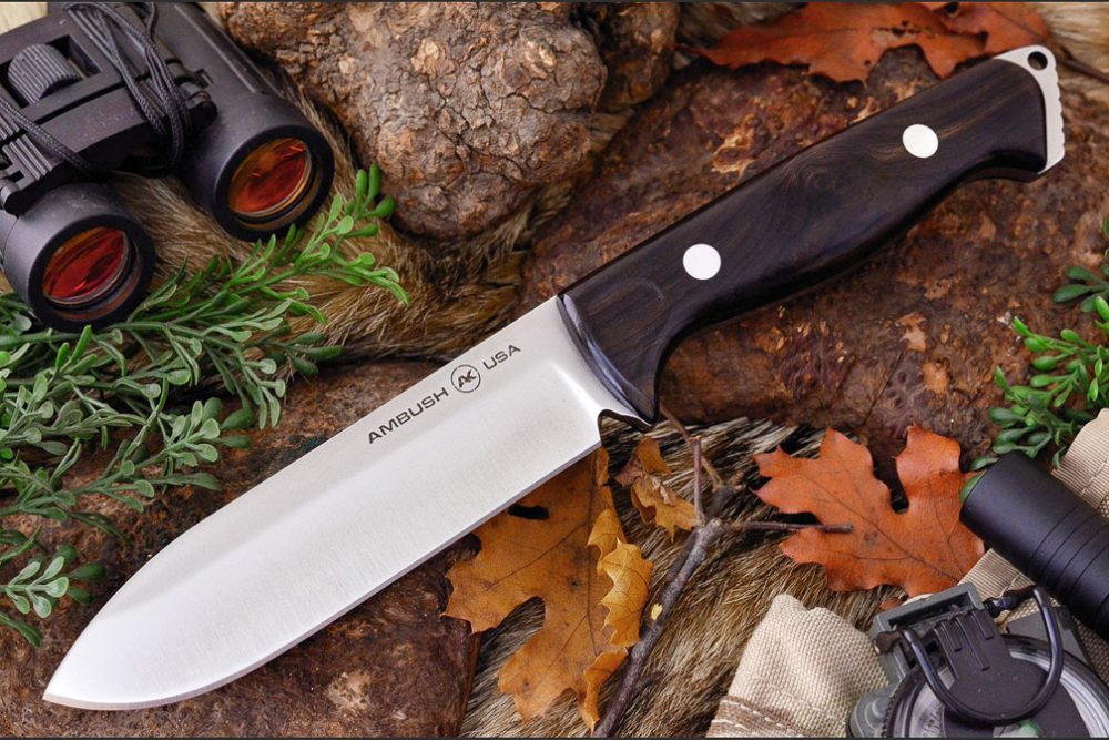 10 Best Camping knives Reviewed in 2018