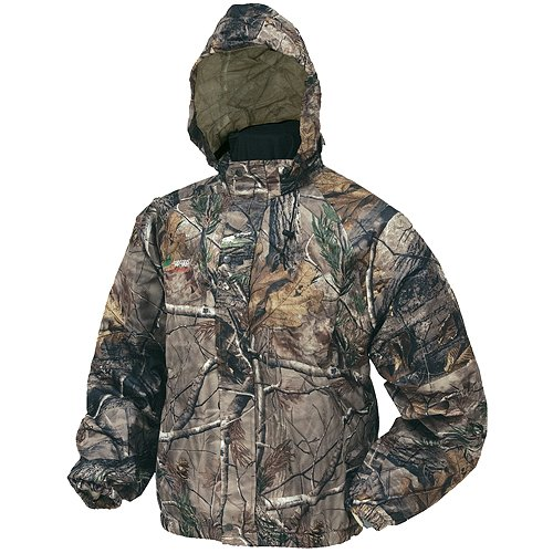3. Frogg Toggs Classic Pro Action Jacket with Pockets