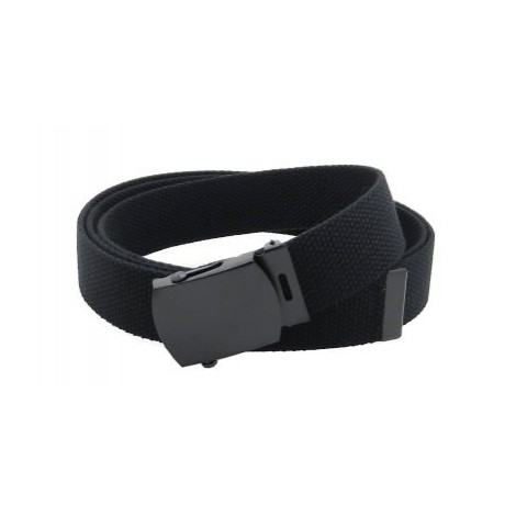 2. Canvas Web Belt Military
