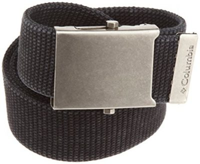 Columbia Mens Military-Style Belt Us Seller New