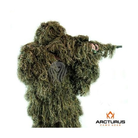 3. Ghost Ghillie Suit Camo