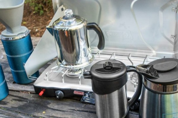 an in-depth review of the best camping coffee makers of 2018
