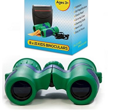 4. Kidwinz Shock Proof Binoculars