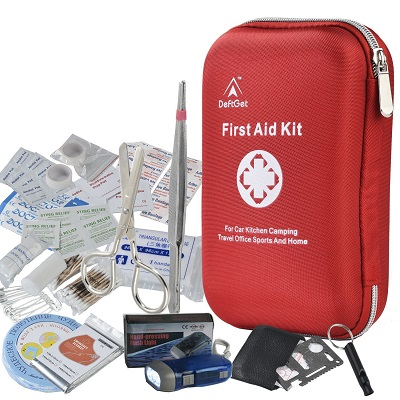 DeftGet 163 Piece First Aid Kit