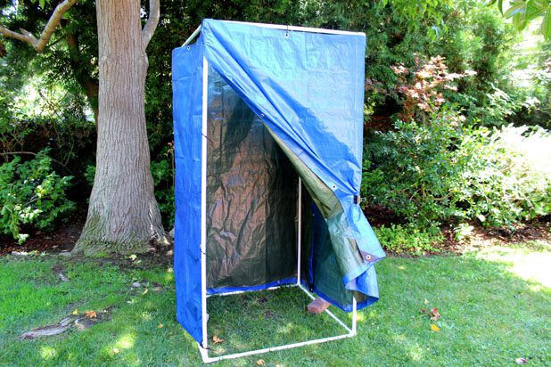 Portable Camping Shower A Diy Guide Thegearhunt