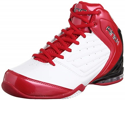 AND1 Master 2 Mid basketball shoes