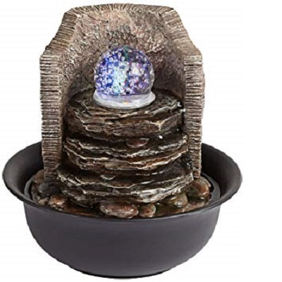 Rock Stack and Ball Tabletop