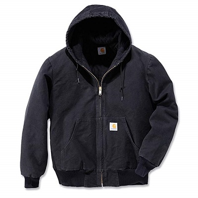 Carhartt Quilted Flannel Jacket