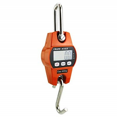Outmate Mini Crane Hanging Scale