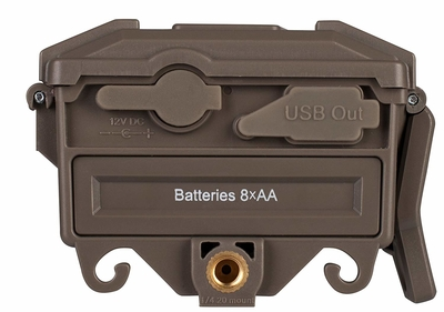 Moultrie A-25 Game Camera USB port