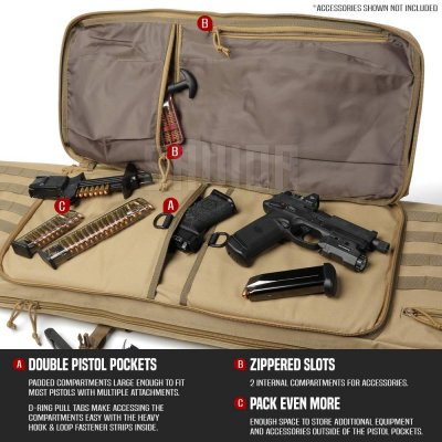 Voodoo Tactical Padded Case