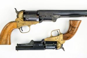 An in depth review of the best black powder revolvers in 2018