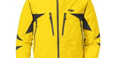 we tested the best gore-tex jackets on the market
