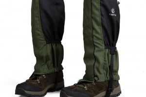 An in depth review of the best hunting gaiters in 2018
