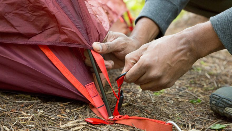 The 5 Most Common Mistakes When Setting Up Your Tent & The 5 Most Common Mistakes When Setting Up Your Tent - TheGearHunt