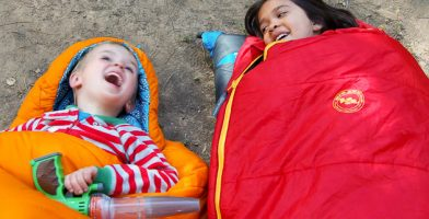 we reviewed the best kids sleeping bags