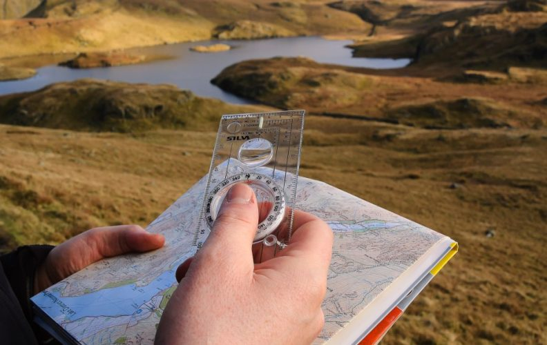 Using a Compass to Your Advantage (Even If You Have a Smartphone)