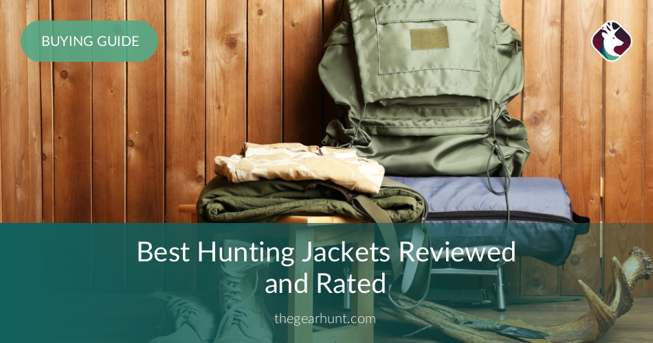 07d51472 Best Hunting Jackets Reviewed & Rated in 2019 | TheGearHunt