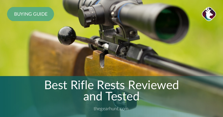 Best Rifle Rests Reviewed And Rated In 2019 Thegearhunt