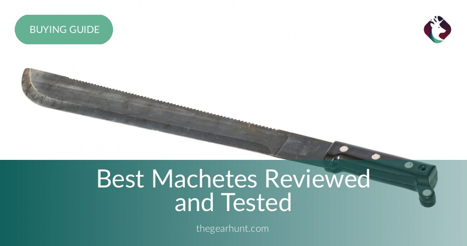 Best Machetes Reviewed, Tested & Rated in 2018 | TheGearHunt
