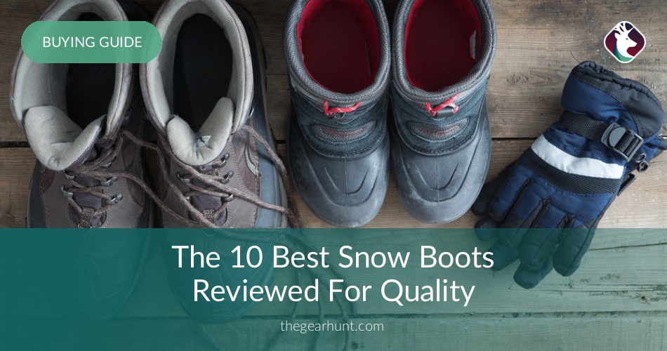 b3928258d7fb 15 Best Snow Boots Reviewed and Rated in 2019