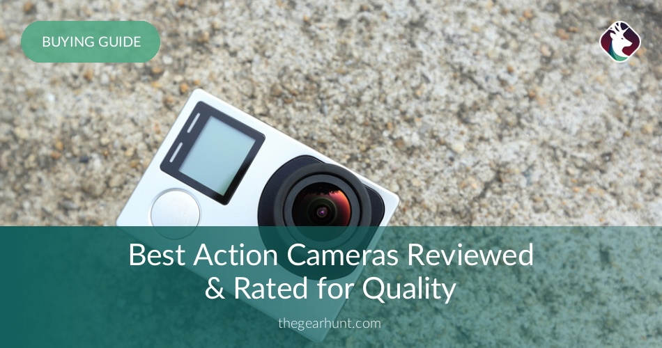 Best Action Cameras Reviewed & Rated for Quality - TheGearHunt