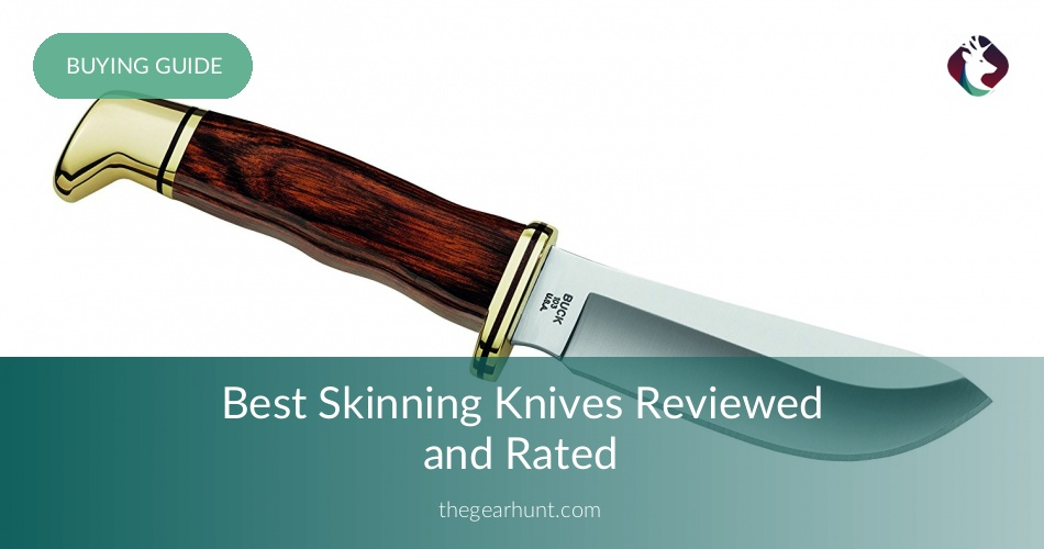 10 Best Skinning Knives Reviewed And Rated In 2018