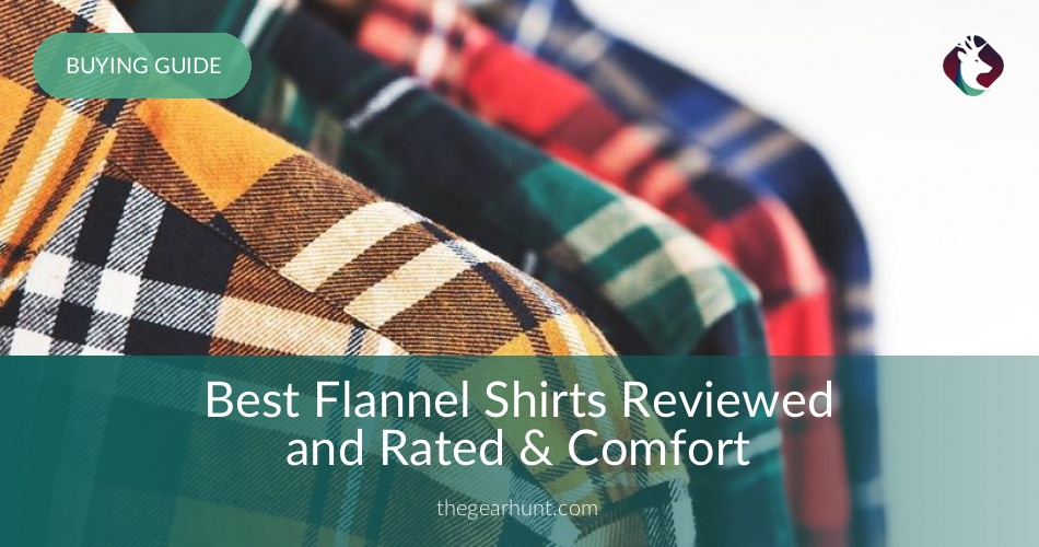 c8c140bfcbd Best Flannel Shirts Reviewed & Rated in 2019 | TheGearHunt