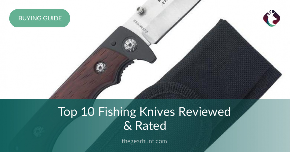 Best fishing knives reviewed tested and rated in 2017 for Best fillet knife for saltwater fish
