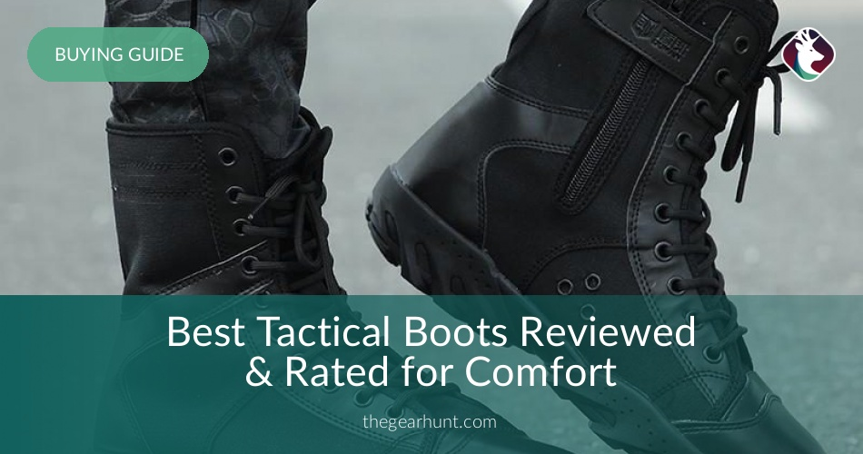 quality design 3d42d 2a2ff Best Tactical Boots Reviewed & Rated in 2019 | TheGearHunt