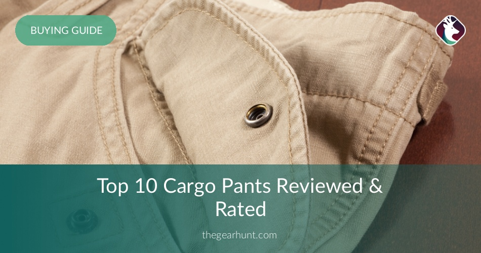 c2676a5c Best Cargo Pants Reviewed & Rated in 2019 | TheGearHunt