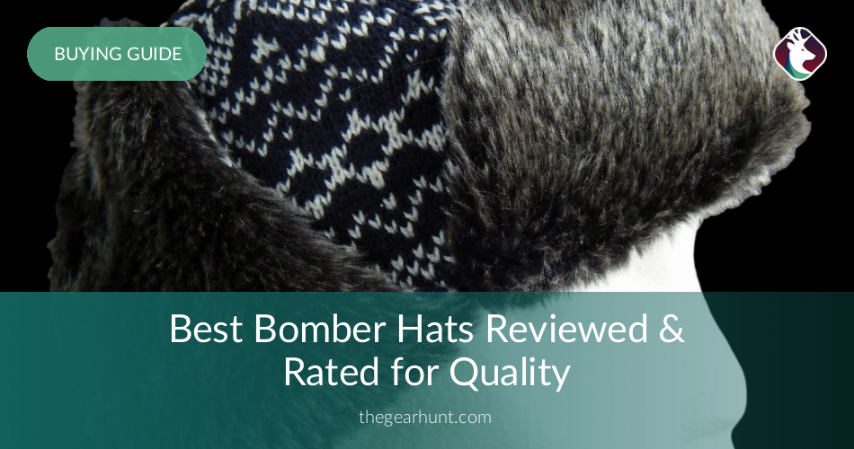 34c60841ba719 Best Bomber Hats Reviewed   Rated in 2019
